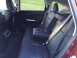 2016 honda cr v rear seats