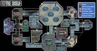How Well Do You Know The Skeld Map In ...