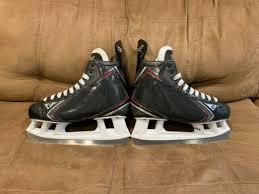 New Graf Pk7700 Peakspeed Sr Size 8w Skates Mens Ice Hockey Sr Skate