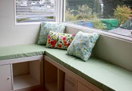fair how to make a banquette cushion with additional rouge whimsy diy banquette seat with ikea