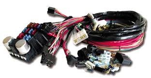 chevy parts electrical wiring chevs of the 40s parts wiring harness system for gm engines 6 volt retro series ron francis
