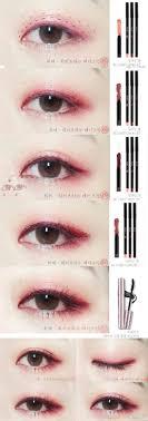 cute korean eye makeup best 25 korean eye makeup ideas on korean makeup