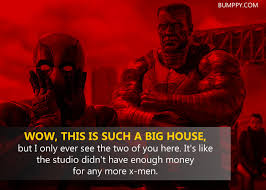 Hero Quotes Delectable 48 Epic Quotes By Deadpool That Prove He Is The Most Badass And Most