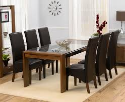 walnut dining table and chairs new with photos of walnut dining collection new in gallery