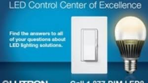 Lutron Dimmer Compatibility Chart Lutron Launches Led Control Center Of Excellence Leds Magazine