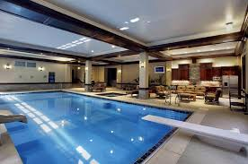 mansion with indoor pool with diving board. Indoor Swimming Pools Mansion With Pool Diving Board D