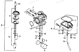 wiring diagram for 1999 arctic cat 300 atv wiring discover your honda 1985 trx 125 wiring diagram