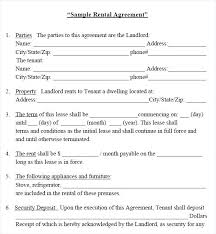 Free Rent House Lease Agreement Template Contract Uk – Freewarearena ...