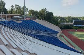 Duke University Football Stadium Seating Chart Duke University Wallace Wade Stadium With Irwin Seating