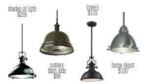 barn style pendant light fixtures industrial lights
