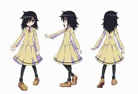 Unique Anime Character Design Anime Character References For Artists