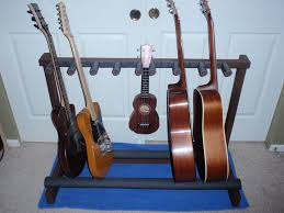 introduction my multiple guitar stand