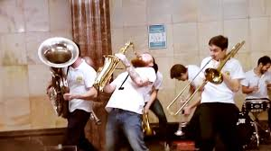 I Like To Move It - Mr Saxobeat - Satisfaction (<b>Brevis Brass Band</b> ...