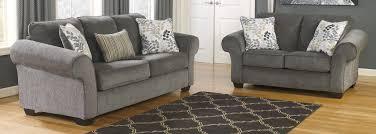 Living Rooms Sets Buy Ashley Furniture 7800038 7800035 Set Makonnen Charcoal Living