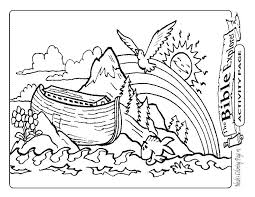 Black Paint Ark Bible Coloring Pages Glitter Glue How To Corsairs