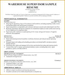 Supervisor Resume Skills Amazing Customer Service Supervisor Resume Sample Letsdeliverco