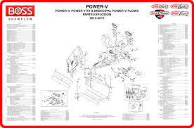 Boss Snow Plow Light Wiring Diagram Boss Snow Plow Wiring Schematic Wiring Diagram