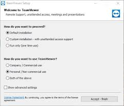 Teamviewer 9 quicksupport, compact module to run on the remote client, requires no installation. How To Install And Use Teamviewer Tutorials