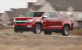 Colorado chevy 2015 colorado : 2015 Chevrolet Colorado V-6 4x4 Test – Review – Car and Driver