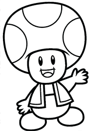 Amazing Toad Coloring Pages Drawing At Com Free For Personal Use