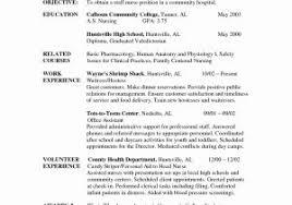 Nursing Resume Format Elegant 25 New Format For Resume Free Sample ...