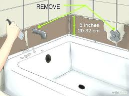 removing tile from bathroom wall full image for how to replace a bathtub steps with pictures removing tile from bathroom wall