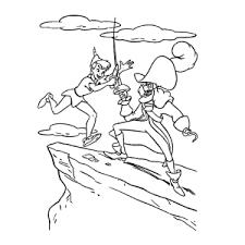 Leuk Voor Kids Peter Pan Kleurplaten