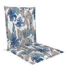 croft mid back garden chair cushion