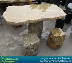 stone table tops. Outdoor Round Stone Table Tops