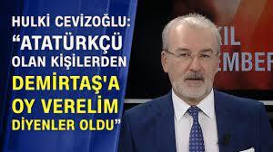 """Hulki Cevizoğlu: """"CHP iktidardan korkuyor"""" - YouTube"""