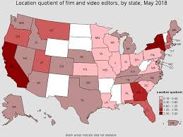 Film And Video Editors