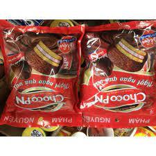 Bánh ChocoPN Phạm Nguyên 216g-12 cái giảm chỉ còn 18,000 đ