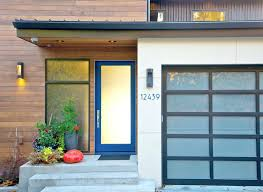 contemporary glass entry doors modern exterior models residential
