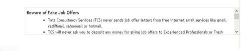 Reliance Offer Letter How To Identify The Fake Job Offering Emails Resembling Top Companies