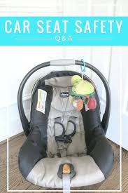keyfit car seat car seat safety important info install chicco keyfit 30 car seat without base
