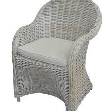 whitewash outdoor furniture. White Wash Natural Wicker Chair Whitewash Outdoor Furniture N