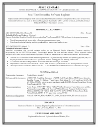 Sample Resume format for Freshers software Engineers Luxury software Resume  Objective] software Engineer Resume Objective