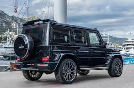 In other words, have at it with the interior of the g500. Brabus Turned 2019 Mercedes Benz G Class Into Coolest And Most Powerful Carglancer