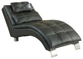 Modern Pillow-Top Deep Padded Comfort Curving Design Accent Chair Seating  Chaise