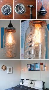 Diy mason jar lighting Diy Country Kitchen Mason Jar Lighting Ohmeohmy Blog More Diy Mason Jar Lighting Ideas Ohmeohmy Blog