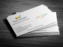 Entry 46 By Anuradha7775 For Business Cards Willow Freelancer