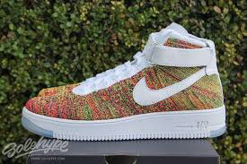 nike air force 1 ultra flyknit multicolor air force 1 flyknit