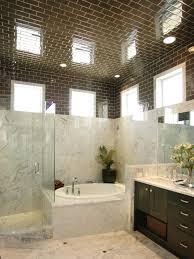 Brown Tiles Bathroom Pretty Brown Tile Bathroom On Bathroom Tiles Ceramic Wall Tiles