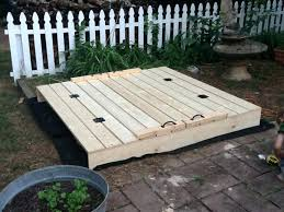 how to build a sandbox cover seats free wooden with lid