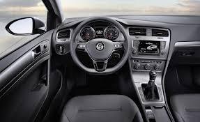 2014 Volkswagen Golf Interior | TOPCARZ.US