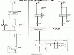 2003 chevrolet cavalier wiring diagram wiring forums 2000 Cavalier Ignition Wiring Diagram at 2000 Chevy Cavalier Wiring Diagram Repair Guides Diagrams