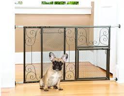 Amazon.com: Expandable Metal Pet Gate: Pet Supplies