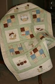 19 best woodland baby quilts images on Pinterest | Appliques, Baby ... & Custom Made Personalized Owl,Fox, Woodland baby quilt. Adamdwight.com