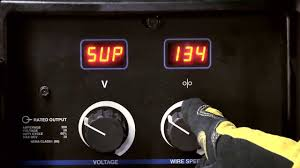 Millermatic 252 Mig Welder Sup Adjust