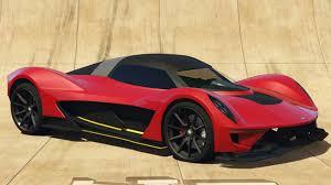 les voitures les plus rapides de gta grand theft auto v gamewave